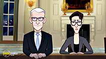 A still #9 from Our Cartoon President: Series 1 (2018)