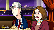 A still #8 from Our Cartoon President: Series 1 (2018)