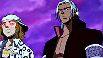 A still #5 from One Piece: The Curse of the Sacred Sword (2004)