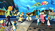 A still #6 from Tom and Jerry: The Lost Dragon (2014)