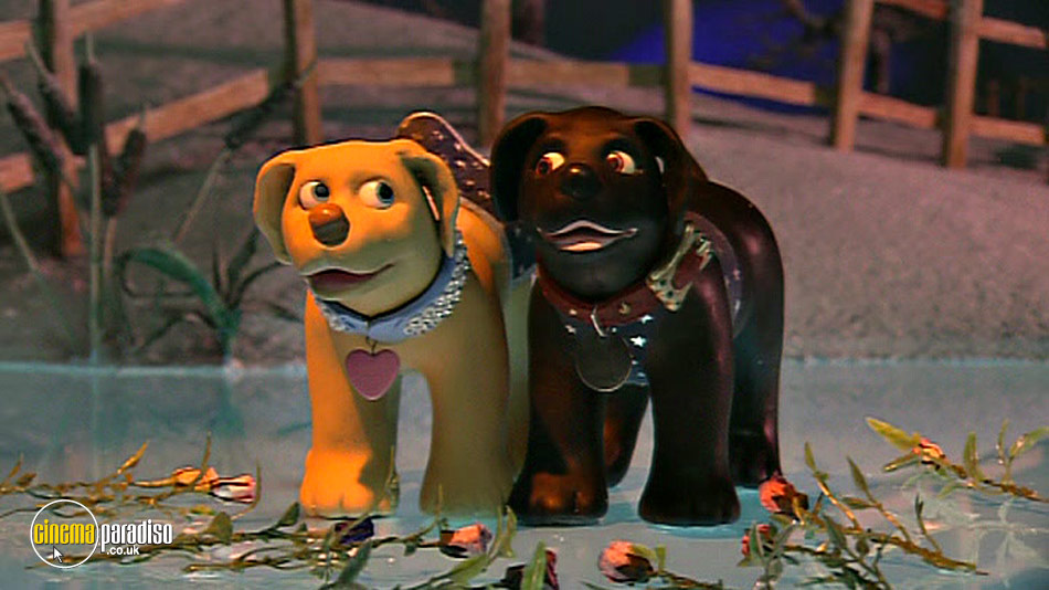 Merlin The Magical Puppy: The Lost Bone and Other Tails online DVD rental
