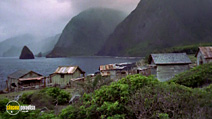 Still #3 from Molokai: The True Story of Father Damien