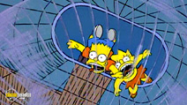Still #2 from The Simpsons: Treehouse of Horror