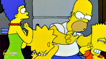 Still #4 from The Simpsons: Treehouse of Horror
