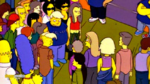 Still #2 from The Simpsons: Backstage Pass