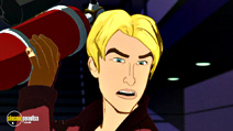 Still #5 from Spider-Man: The New Animated Series: Series 1