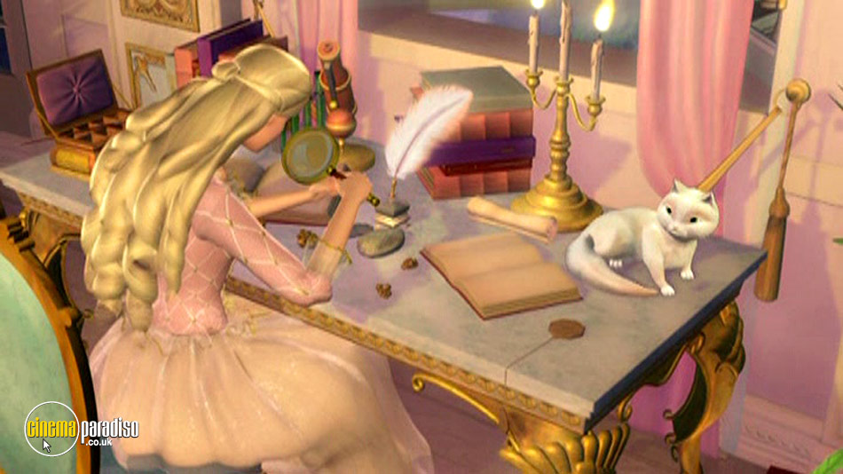 Barbie: The Princess and the Pauper online DVD rental