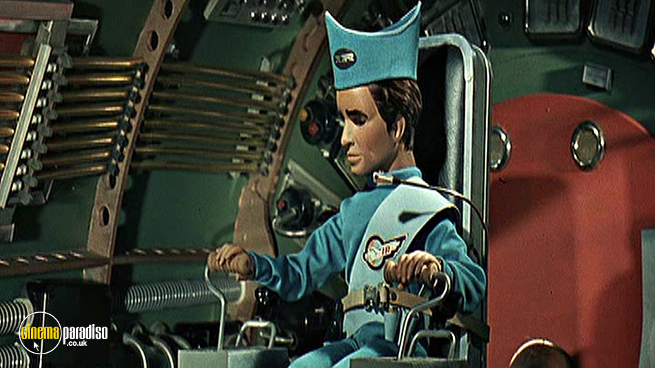 Thunderbirds: Vol.6 online DVD rental