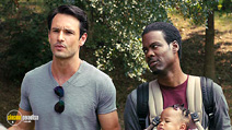 A still #18 from What to Expect When You're Expecting with Chris Rock and Rodrigo Santoro