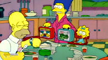Still #3 from The Simpsons: Series 1