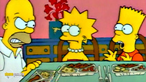 Still #4 from The Simpsons: Series 1
