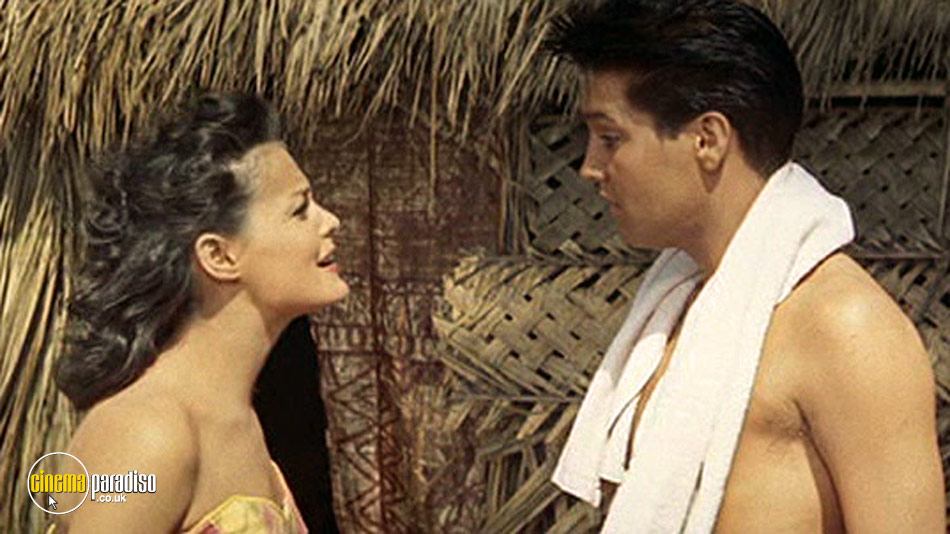Elvis Presley: Blue Hawaii online DVD rental