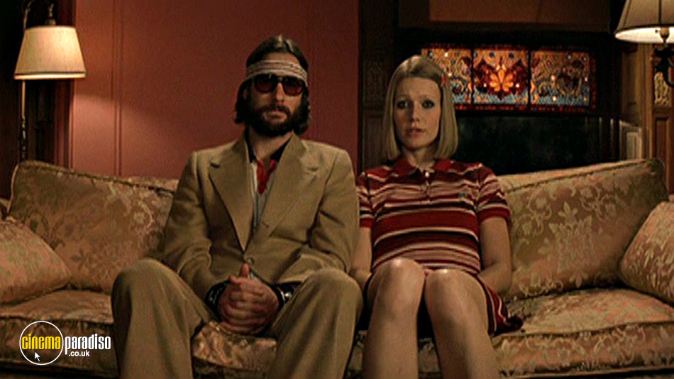 The Royal Tenenbaums online DVD rental