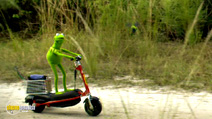 Still #3 from Kermit's the Swamp Years