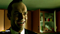 A still #25 from The Matrix Revolutions with Hugo Weaving