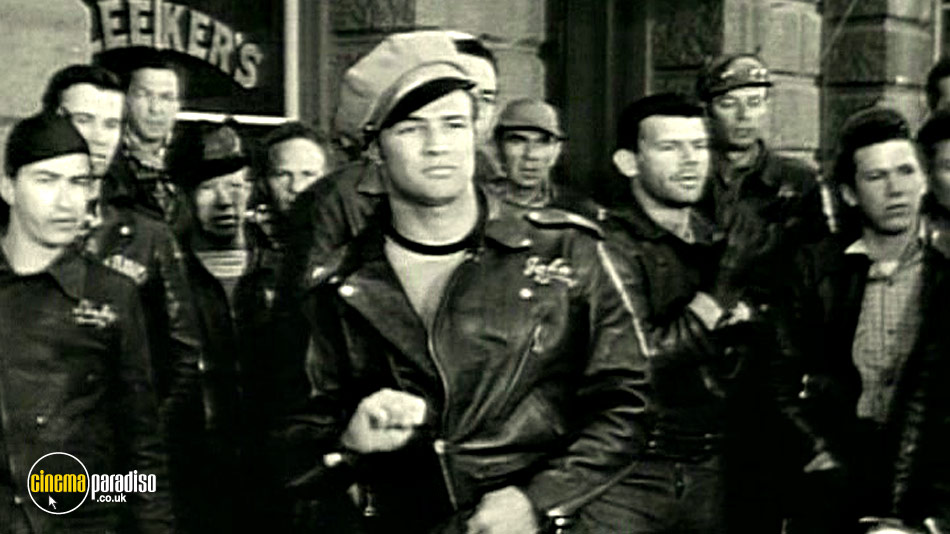 The Wild One online DVD rental