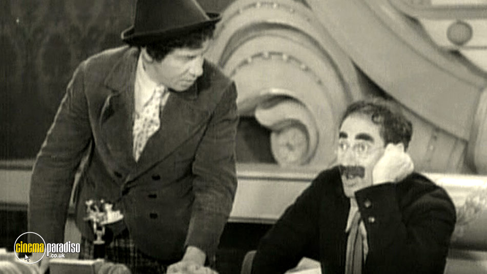 The Marx Brothers: Duck Soup online DVD rental