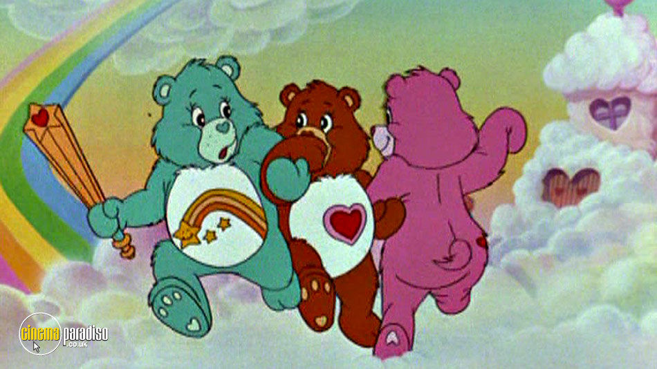 The Care Bears Movie online DVD rental