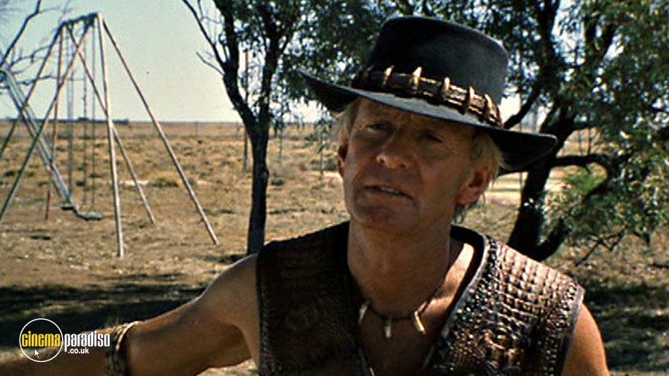 Crocodile Dundee in Los Angeles online DVD rental