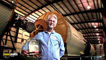 Still #5 from Man on a Mission: Richard Garriott's Road to the Stars