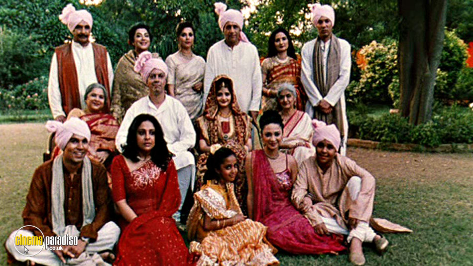 Monsoon Wedding online DVD rental