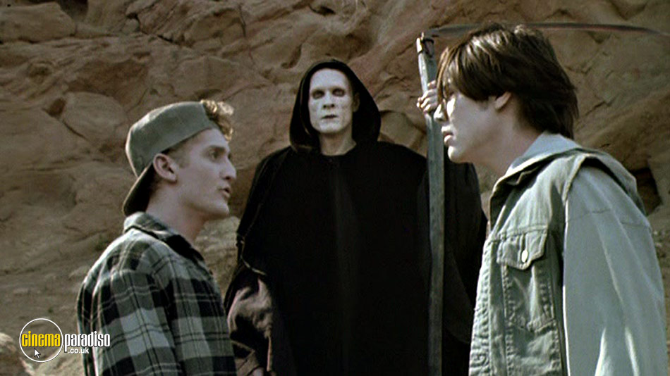 Bill and Ted's Bogus Journey online DVD rental