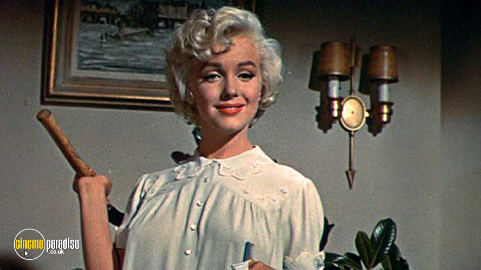 The Seven Year Itch online DVD rental