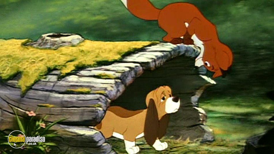 The Fox and the Hound 2 online DVD rental