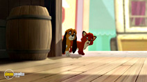 Still #8 from The Fox and the Hound 2