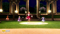 Still #3 from Barbie: The 12 Dancing Princesses