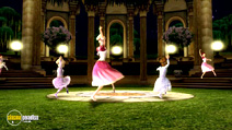 Still #7 from Barbie: The 12 Dancing Princesses