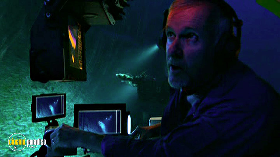 Aliens of the Deep online DVD rental