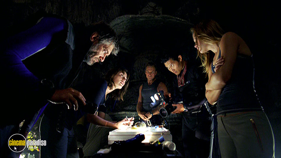 The Cave online DVD rental
