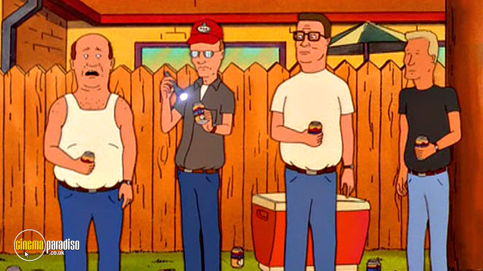 King of the Hill: Series 4 online DVD rental