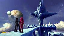 Still #5 from The Adventures of Sharkboy and Lavagirl