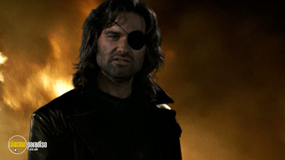 Escape from L.A. online DVD rental
