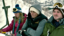A still #15 from Frozen with Shawn Ashmore, Kevin Zegers and Emma Bell