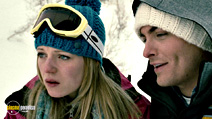 A still #16 from Frozen with Kevin Zegers and Emma Bell