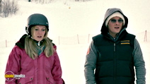 A still #17 from Frozen with Kevin Zegers and Emma Bell