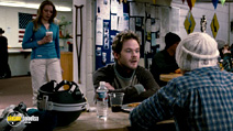 A still #18 from Frozen with Shawn Ashmore