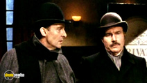 Still #8 from Sherlock Holmes: The Blue Carbuncle / The Resident Patient