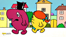 Still #3 from Mr Men and Little Miss: Mr Bump Goes on a Trip