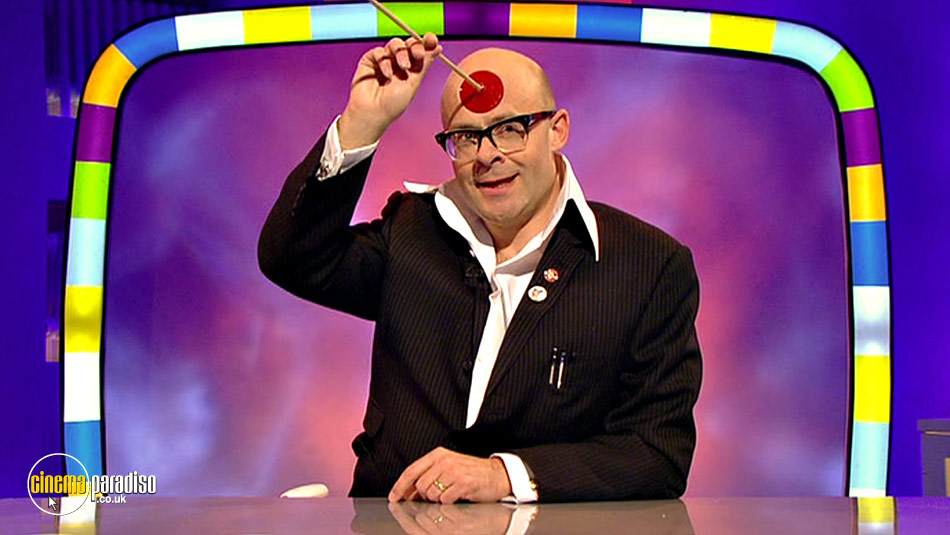 Harry Hill's TV Burp: The Best Bits online DVD rental