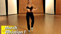 Still #3 from Fat Burning Workout for Dummies