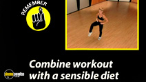 Still #5 from Fat Burning Workout for Dummies