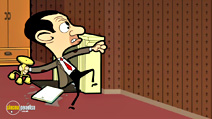 Still #2 from Mr Bean: The Animated Series: Vol.4