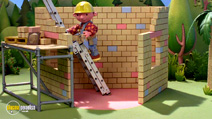 Still #8 from Bob the Builder: On Site: Homes and Playgrounds