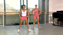 Still #4 from Natalie Cassidy: Then and Now Workout