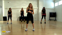 Still #1 from The Tracy Anderson Method: Total Cardio Workout