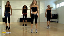 Still #6 from The Tracy Anderson Method: Total Cardio Workout